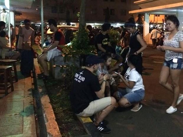 Terremoto de 6,5 en Indonesia dejo un muerto hinh anh 1