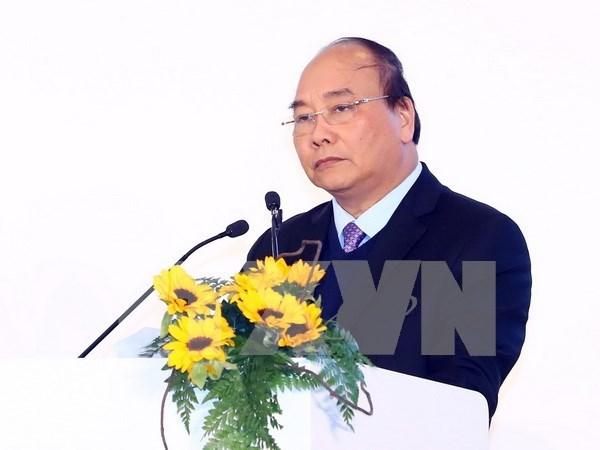 Premier vietnamita enfatiza importancia de agricultura organica hinh anh 1