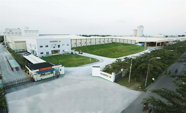 Empresa multinacional USG Boral aumenta inversiones en Vietnam hinh anh 1