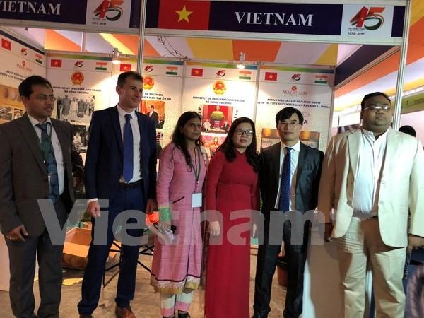 Presentan mercancias vietnamitas en Feria de Productos Naturales y Organicos de ASEAN hinh anh 1