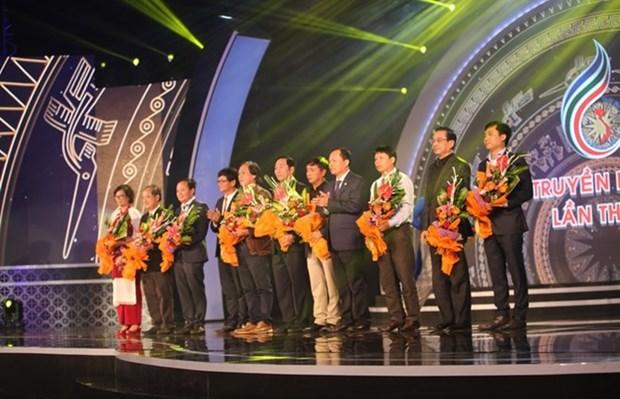 Concluyen Festival nacional de Television de Vietnam hinh anh 1