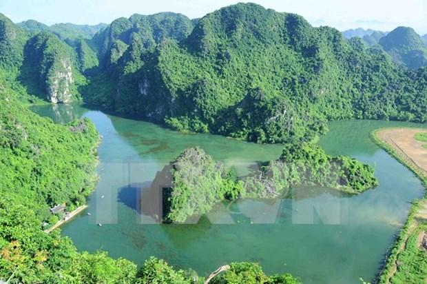 Provincia vietnamita de Ninh Binh entre los mejores lugares para viajar en el mundo en 2018 hinh anh 1