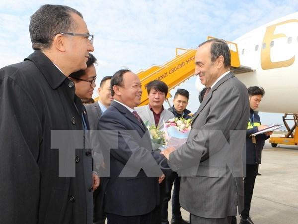  Presidente de Camara de Representantes de Marruecos visita Vietnam hinh anh 1