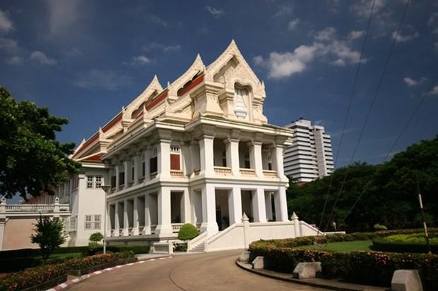 Fundan Asociacion de Estudiantes vietnamitas en Tailandia hinh anh 1