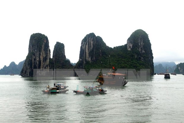 Quang Ninh prepara para Ano Nacional de Turismo 2018 hinh anh 1