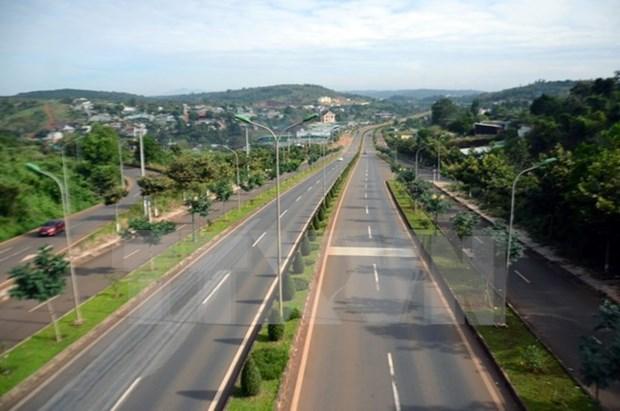 Ciudad nortena de Vietnam logra objetivo de modernizacion rural hinh anh 1