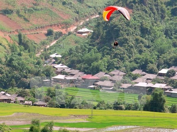 Registran alza de 30 por ciento de visitantes a region noroeste al cierre del Ano Nacional del Turismo hinh anh 1