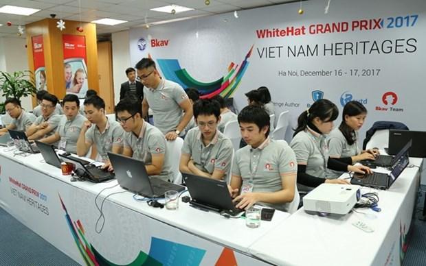 Equipo vietnamita gana premio en concurso internacional de ciberseguridad hinh anh 1