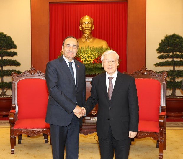 Vietnam y Marruecos buscan fortalecer nexos bilaterales hinh anh 1