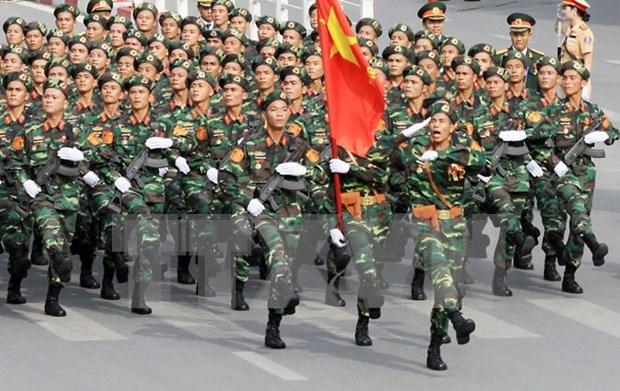Presidente vietnamita resalta papel del Ejercito Popular en salvaguardia y construccion nacional hinh anh 1