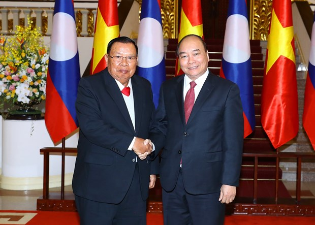 Laos aspira a asistencia de Vietnam para desarrollo agricola hinh anh 1