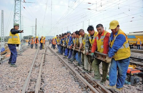 Laos y China por fomentar lucha contra corrupcion en construccion de ferrocarril transfronterizo hinh anh 1