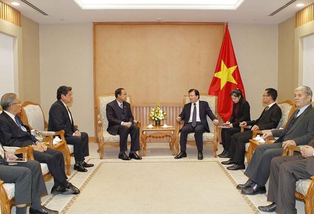 Exhortan a impulsar coordinacion entre Asociaciones de Amistad Vietnam – Myanmar hinh anh 1