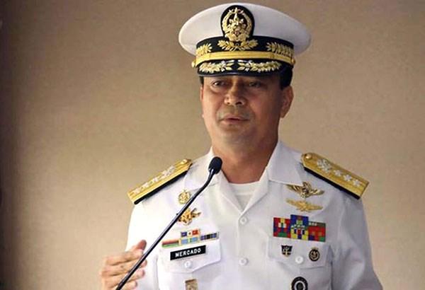 Destituye Filipinas a comandante de fuerzas navales hinh anh 1