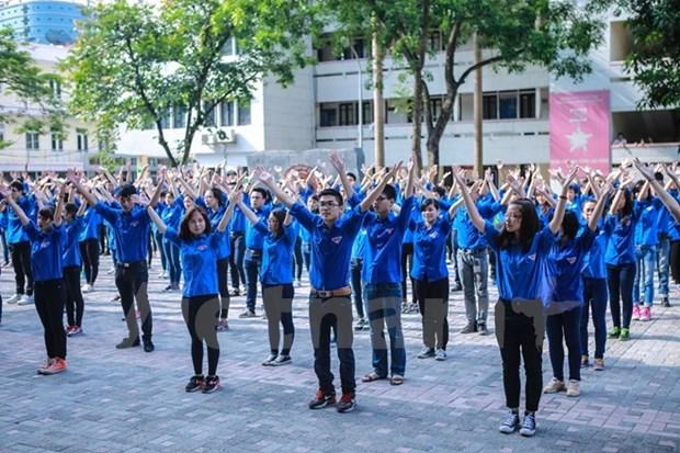 Inicia en Vietnam programa de elaboracion de politicas de desarrollo juvenil hinh anh 1
