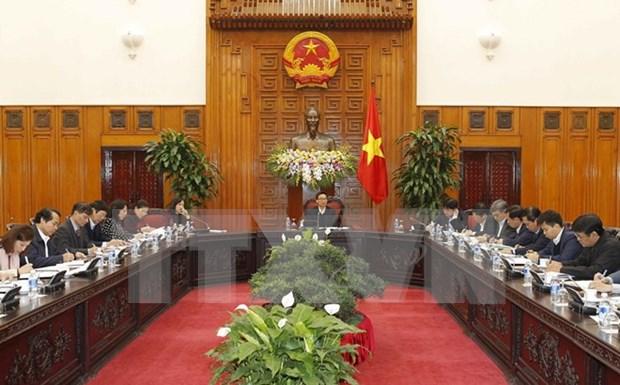 Promueve Vietnam participacion de comunidad en trabajos del bienestar social hinh anh 1
