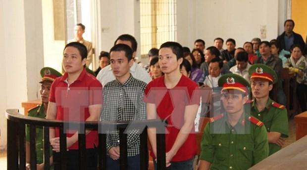 Vietnam: Sentencian a cinco sujetos por realizar propaganda contra el Estado hinh anh 1