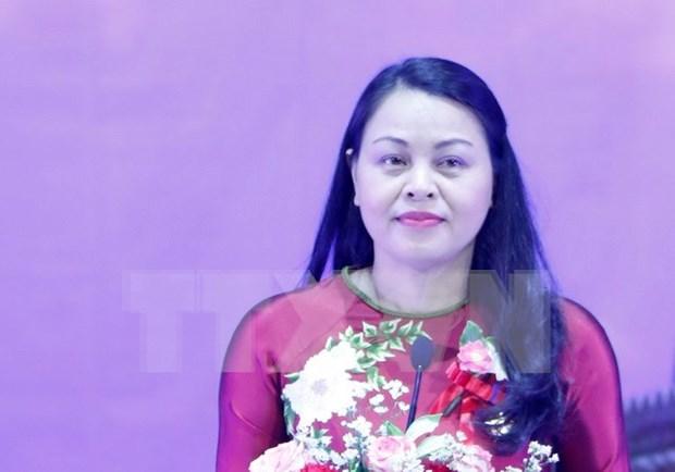 Fomentan cooperacion uniones de mujeres de Vietnam y China hinh anh 1