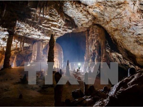 Parque Phong Nha-Ke Bang entre destinos mas fantasticos para experimentar hinh anh 1