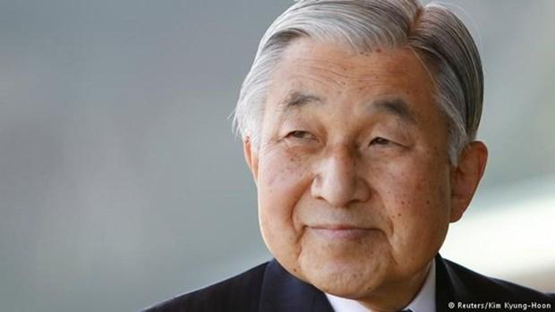 Vietnam felicita nacimiento del emperador Akihito de Japon hinh anh 1