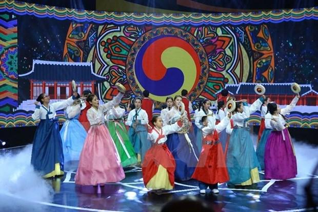 Intercambio cultural marca aniversario de relaciones Vietnam- Sudcorea hinh anh 1