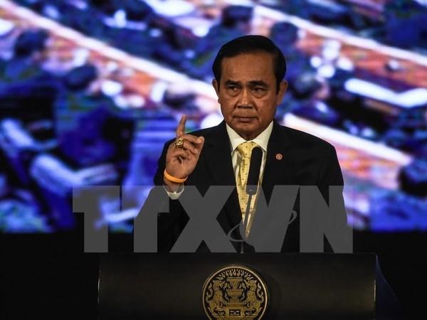 Tailandia permitira a partidos politicos realizar preparativos para elecciones hinh anh 1