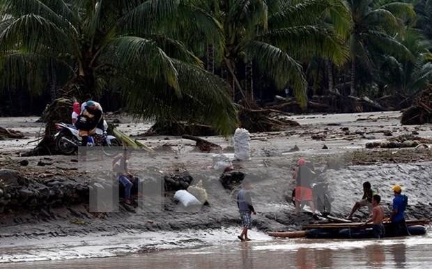 Filipinas: 240 muertos por tifon Tembin hinh anh 1