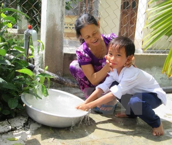 Banco Mundial continua su respaldo a Hanoi en suministro de agua potable hinh anh 1