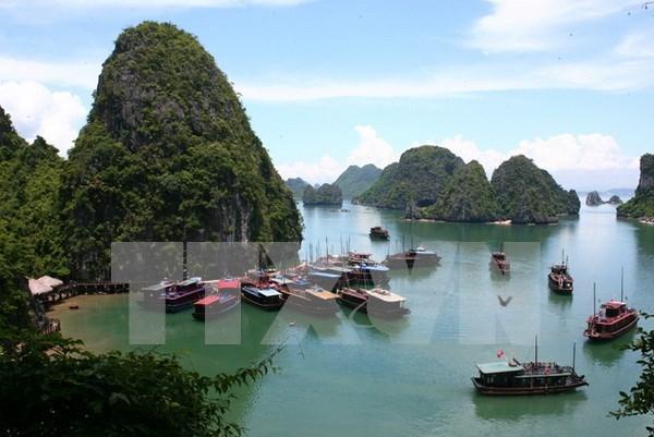 Ano de Turismo de Vietnam 2018 se celebrara en provincia de Quang Ninh hinh anh 1