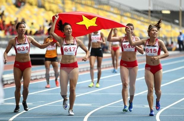 Deporte vietnamita cosecha alentadores resultados en 2017 hinh anh 1