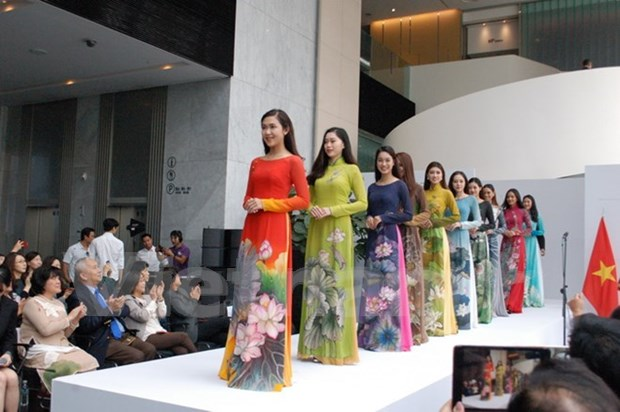 Ciudad Ho Chi Minh celebrara nueva edicion del Festival de Ao Dai hinh anh 1