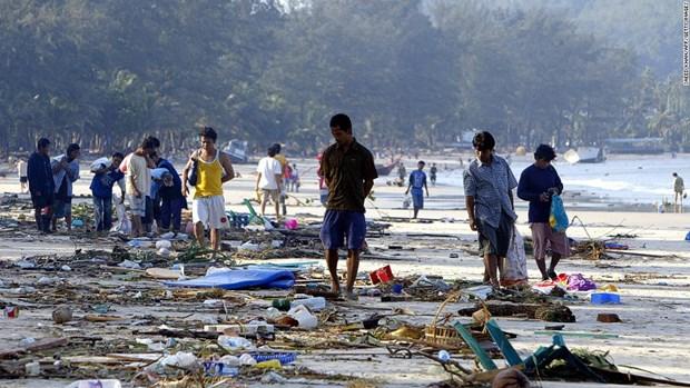Rememoran en Tailandia a victimas de tsunami en 2004 hinh anh 1