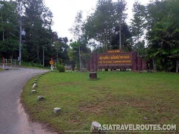 Tailandia establecera centros de rescate en parques nacionales hinh anh 1