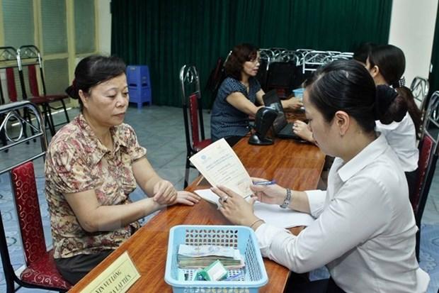 Seguro Social de Vietnam busca ampliar numeros de participantes voluntarios hinh anh 1