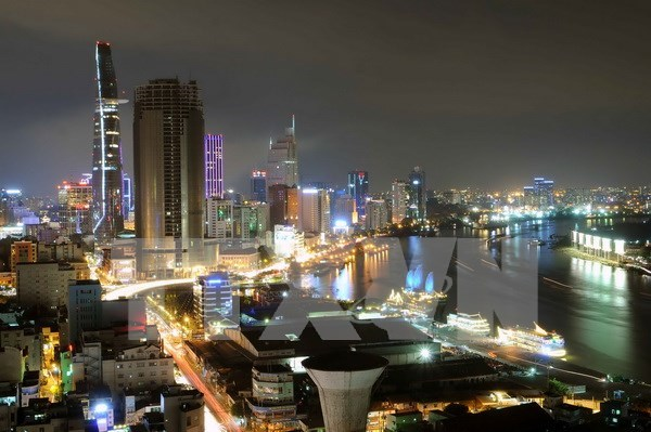 Region de Ciudad Ho Chi Minh se esfuerza a convertirse en un centro urbano regional hinh anh 1