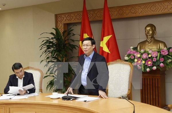 Vietnam logra resultados alentadores en impulso de mercado monetario en 2017 hinh anh 1