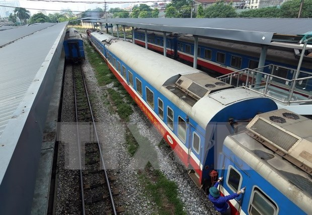 Vietnam y China ponen en operacion nuevo corredor logistico hinh anh 1