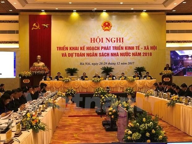 Premier de Vietnam insta a prestar especial atencion a lucha anticorrupcion hinh anh 1