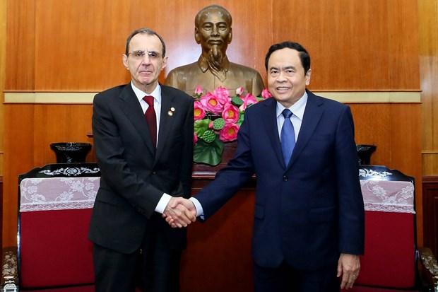 Vietnam y Rusia fortalecen cooperacion en sector social hinh anh 1