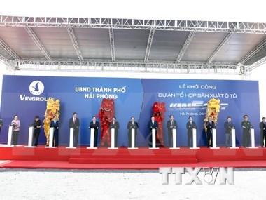 Diez acontecimientos economicos mas destacados de Vietnam en 2017 hinh anh 10
