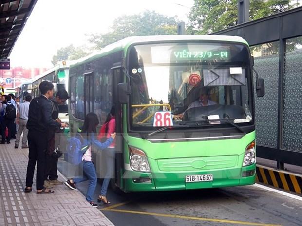 Entra en funcionamiento terminal de omnibuses mas moderna en Ciudad Ho Chi Minh hinh anh 1
