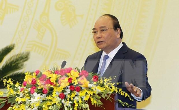 Premier exige prestar atencion a elevar competitividad nacional hinh anh 1