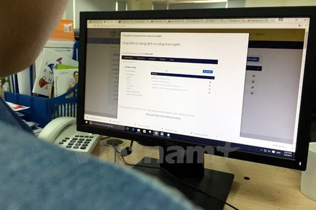 ASEAN avanza en desarrollo de entorno de trabajo digital hinh anh 1