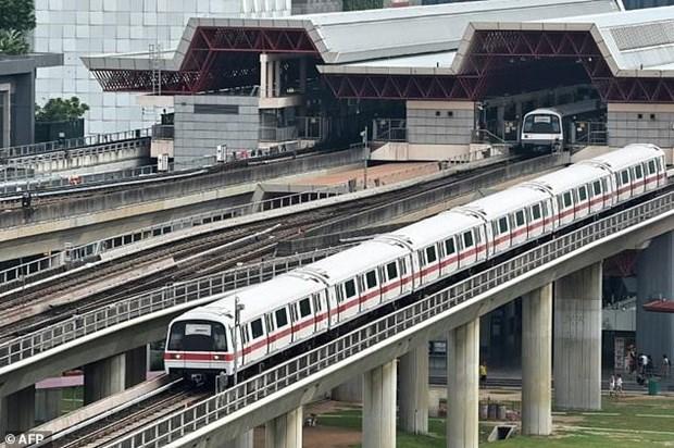 Singapur inicia procedimiento legal contra involucrados a la corrupcion referente a proyectos de metro hinh anh 1
