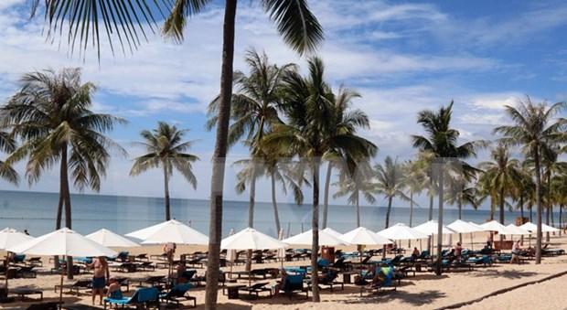 Vietnam recibe a unos 13 millones de turistas internacionales en 2017 hinh anh 1