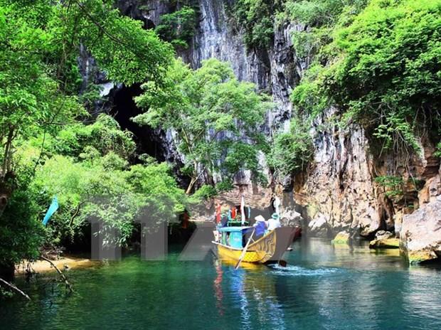 Quang Binh, uno de los destinos turisticos atractivos en Vietnam hinh anh 1
