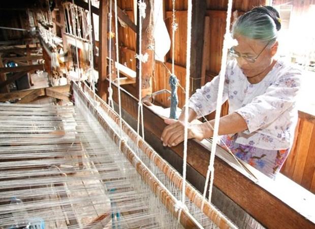Myanmar apoya a las pequenas y medianas empresas hinh anh 1