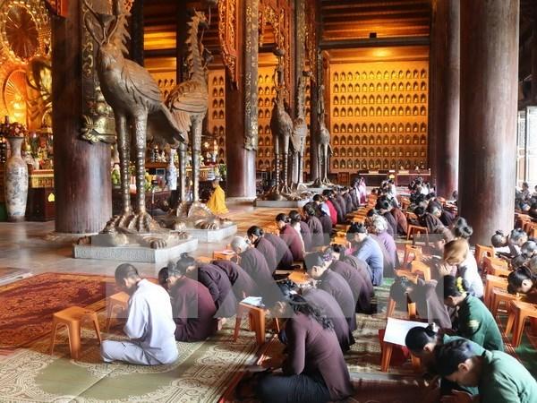 Entra en vigor en Vietnam la Ley de Culto y Religion hinh anh 1