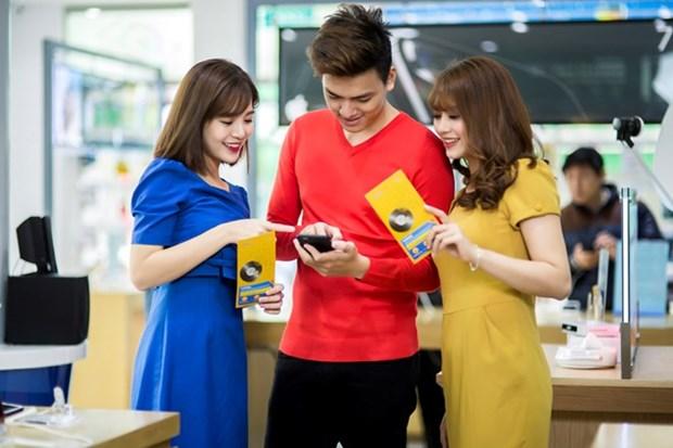 Registran tendencia alcista del uso de servicios publicos en internet en Ciudad Ho Chi Minh hinh anh 1