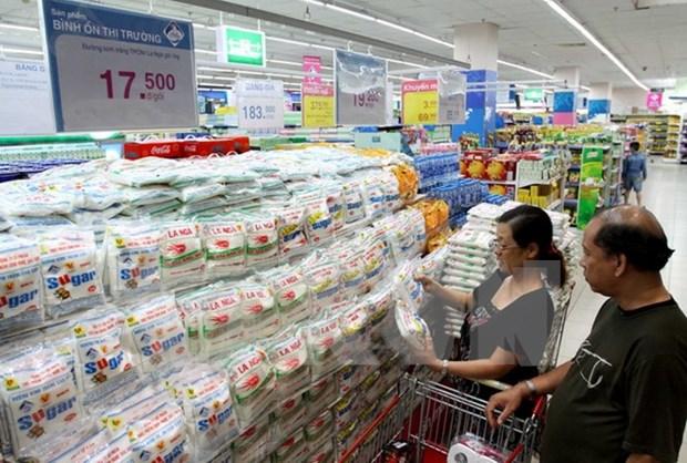 Ciudad Ho Chi Minh: Asueto de Nuevo Ano beneficia a sector de ventas minoristas hinh anh 1